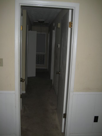 Hallway From Living Room