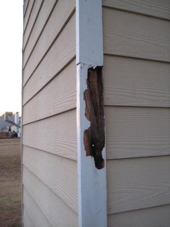 Exterior Damage
